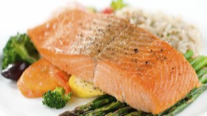 Healthy Lifestyle Recipe-Salmon Fillet