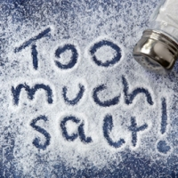 Diet: Limit your salty food consumption
